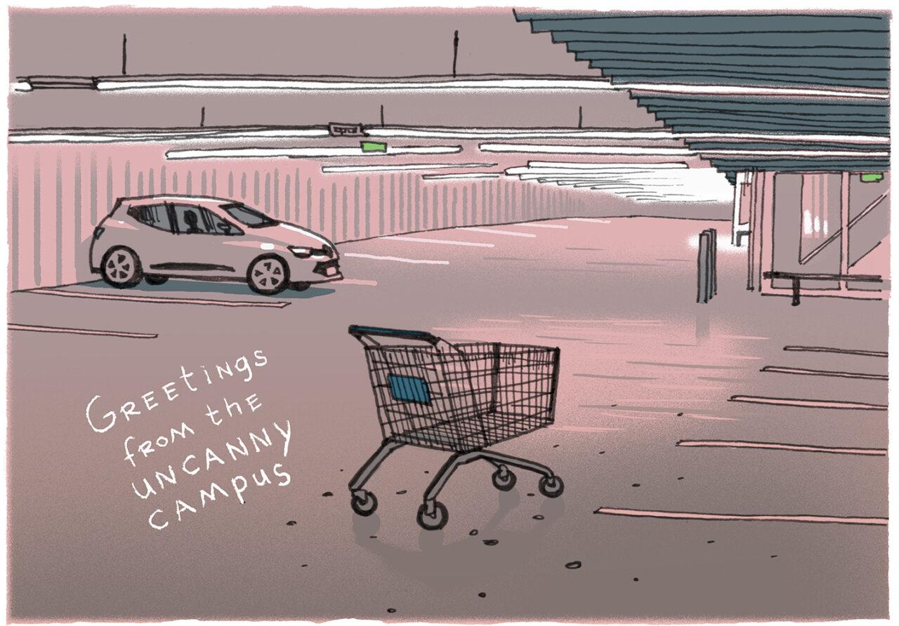 ikrotterdam – corona parkeergarage