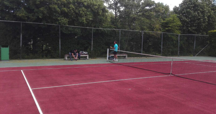 buitensporten na de lockdown whatsappfotos (2) tennis