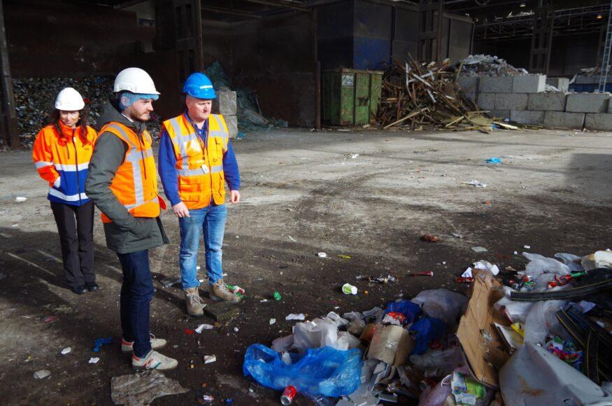 afvalverwerking suez campus foto Sieme de Wolf (12)