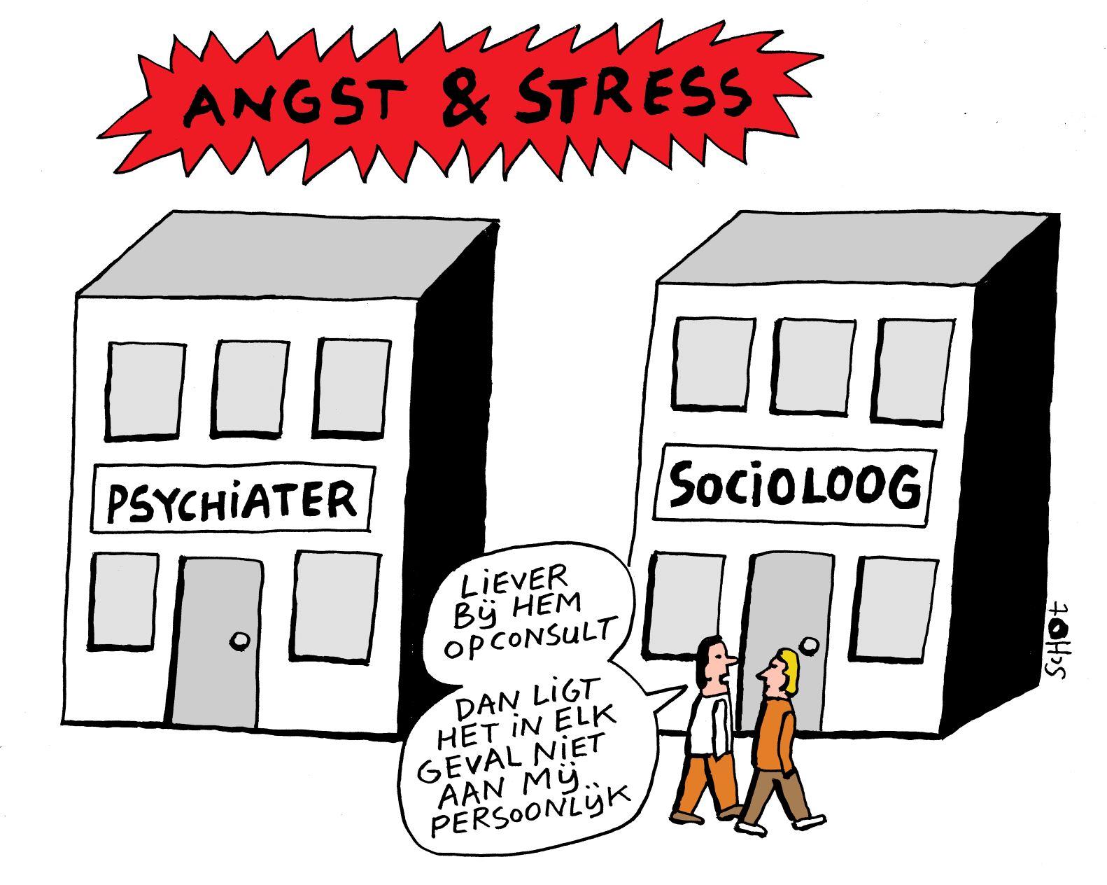 kwestie – psychiater psycholoog – bas van der schot
