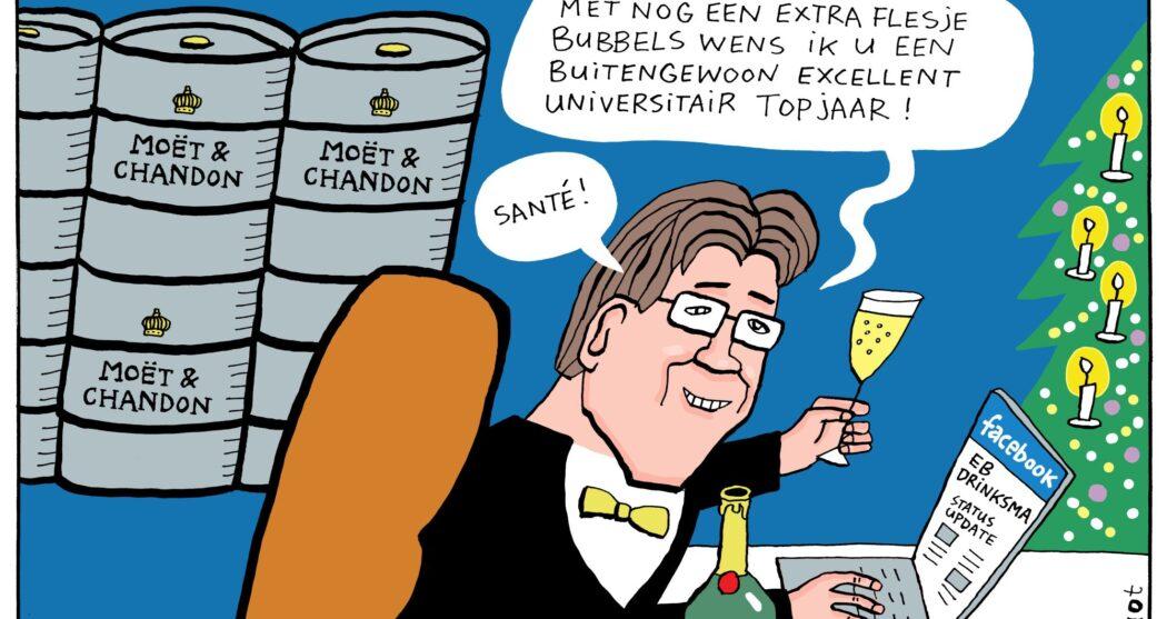 eb drinksma ed brinksma em-nieuwjaar champagne bas van der schot