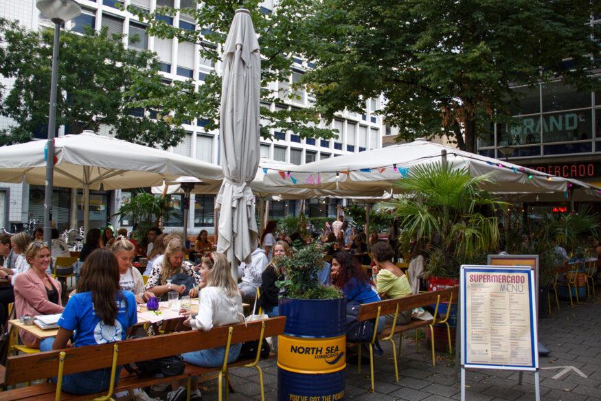 Schiedamse Vest Supermercado uitgaan maandagavond Eurekaweek foto Milena (3)
