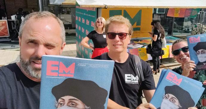 speciale corona-editie erasmus magazine informatiemarkt eurekaweek 2020