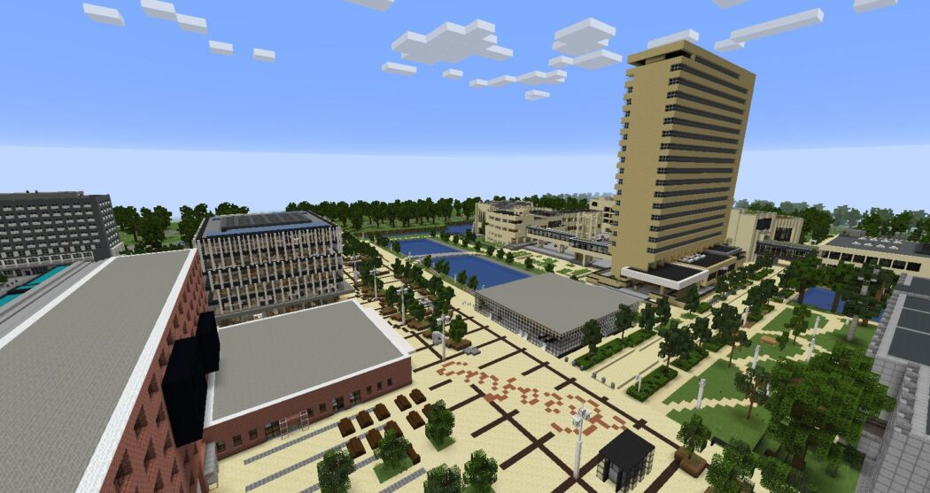 minecraft screenshots virtualerasmus campus (1)