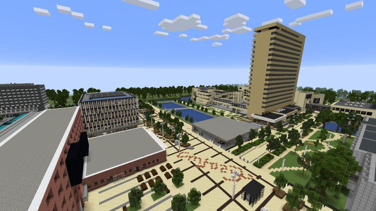 minecraft screenshots virtualerasmus campus (1)