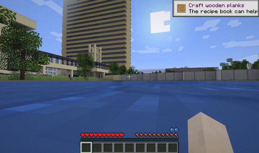 screenshot minecraft virtual campus 1