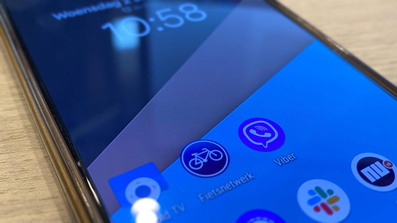 viber app telefoon