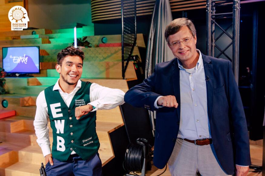 Eurekaweek 2020_ Daniel en JP Balkenende