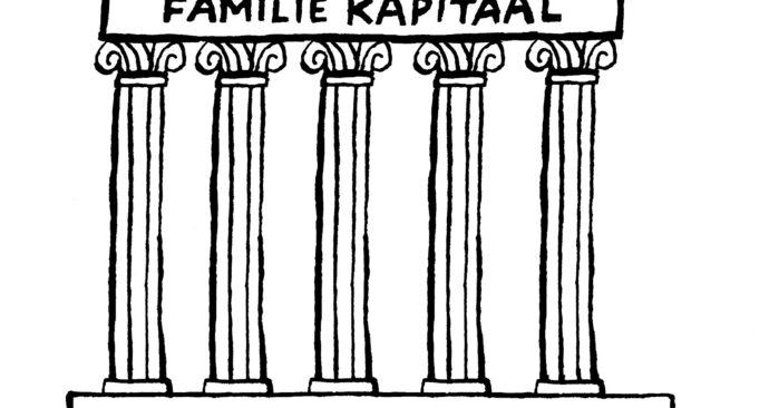 em-familie kapitaal slavernij