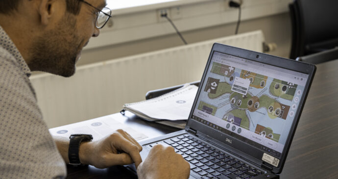 Online omgeving
