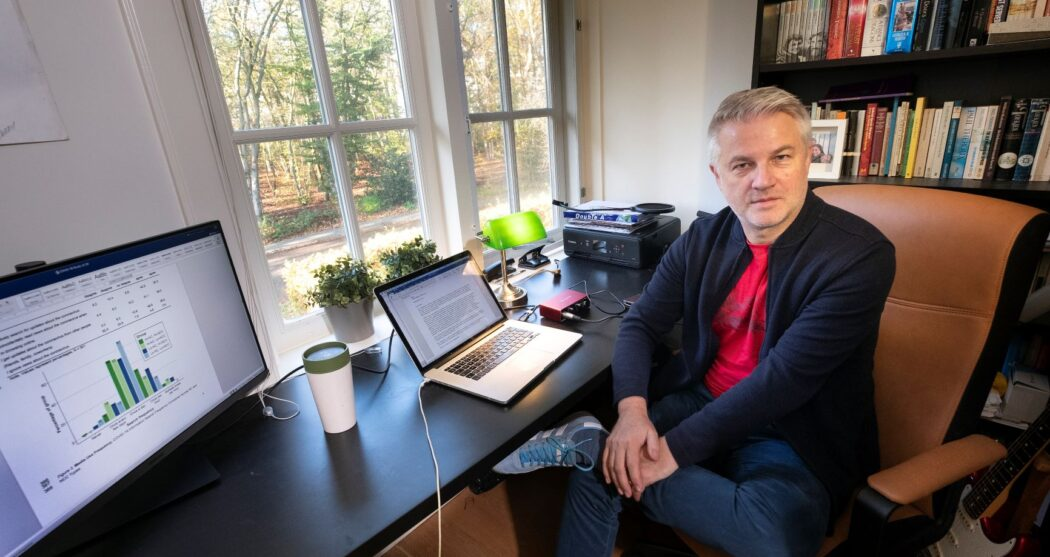 Rolf Zwaan – coronawetenschap – Levien Willemse