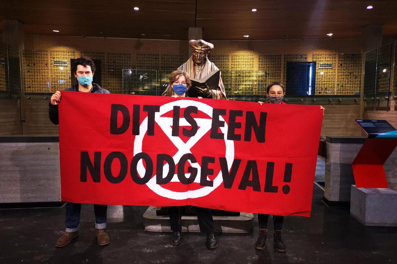 university rebellion