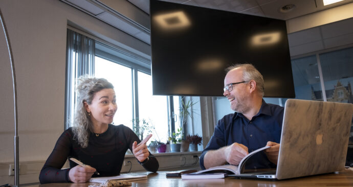 Job van Exel Charlotte Dieteren coronawetenschap – Levien Willemse