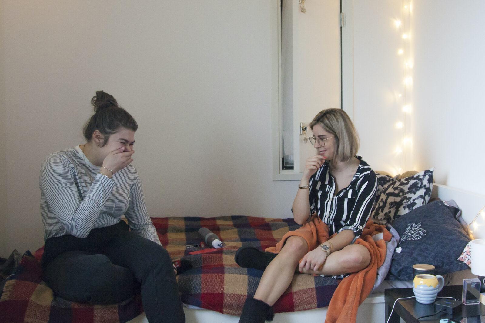 EM – Alexandra en Anisia