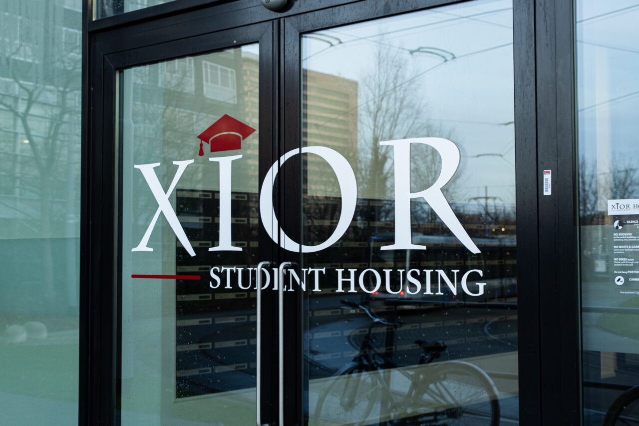 Xior entrance