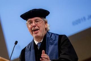 Professor Jaap Spronk IM cropped
