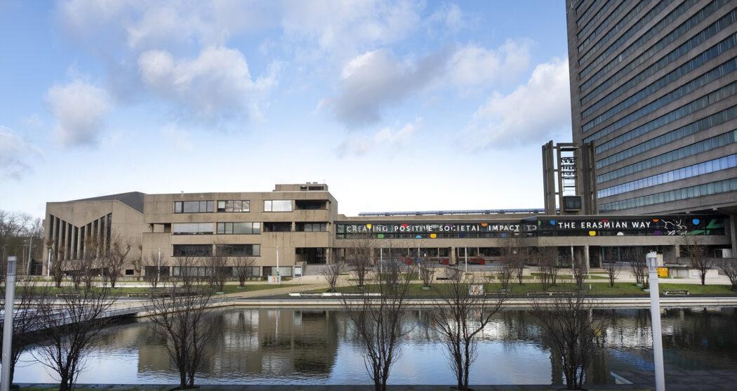 campus positive impact erasmian way loopbrug carrillon aula tinbergen – Levien Willemse