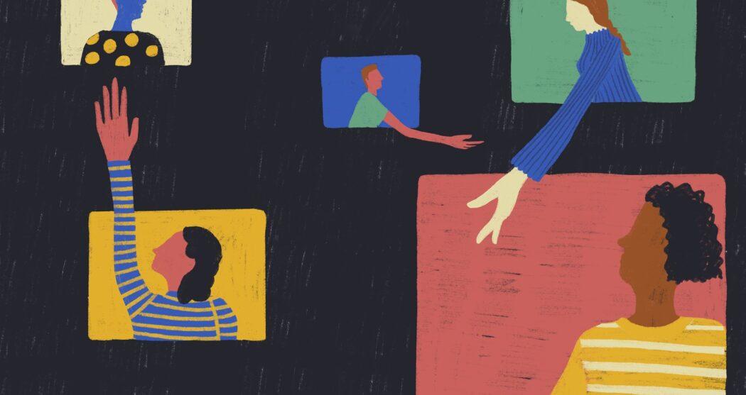 loneliness online helping coaching students rachel sender (EM)