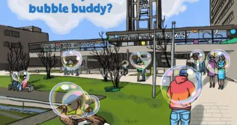will you be my bubble buddy ikrotterdam (EM)