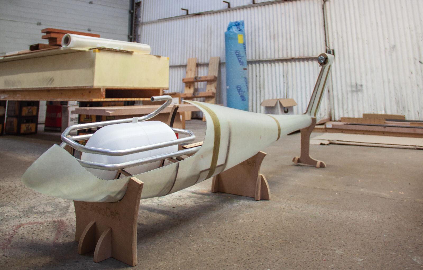 Aerodelft prototype