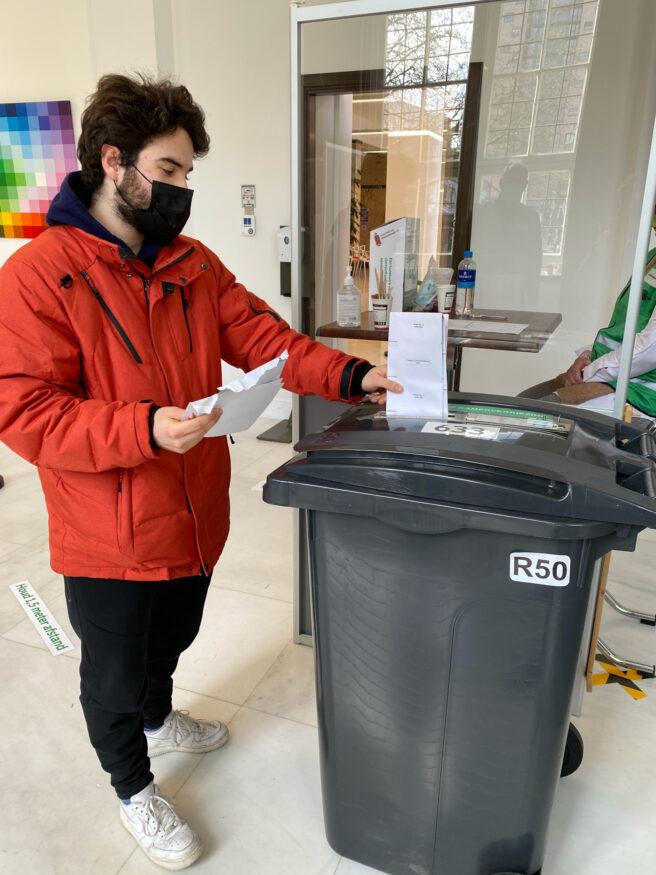 stemmen EUC verkiezingen kiezen Tweede Kamer 2021