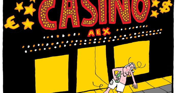 Kwestie – casino beleggen – Bas van der Schot