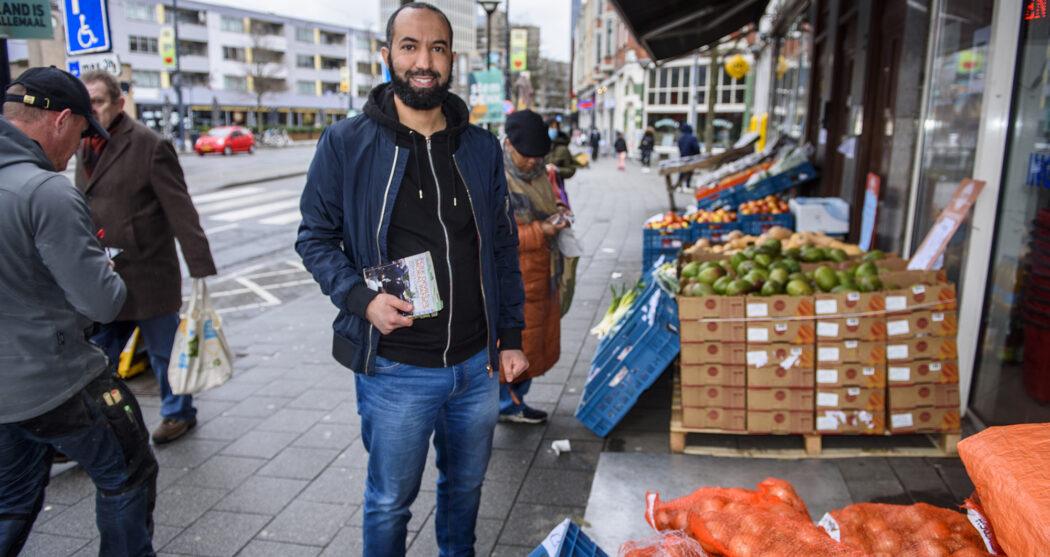 Abdessamad Bouabid – Ronald van den Heerik