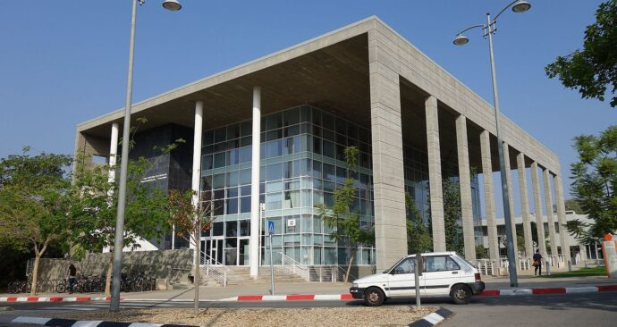 Bengurionu15 university in Negev