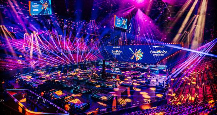 Eurovision Rotterdam 2021 Stage – EBU:npo:nos:avrotros:Nathan Reinds