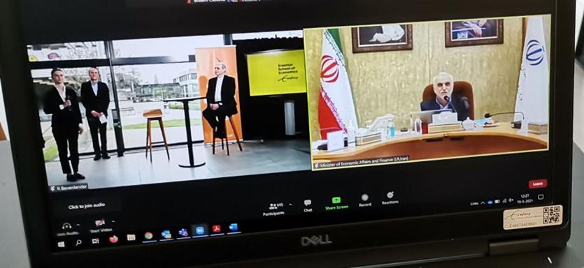 Iranian-minister-and-ambassadors-guest-lecture-screenshot