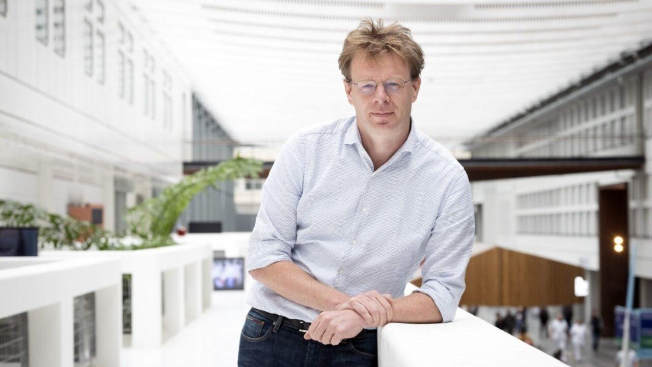 stefan sleijfer decaan Erasmus MC Geneeskunde foto EUR