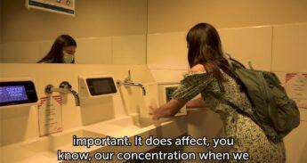Maria Carmen Punzi menstruation box