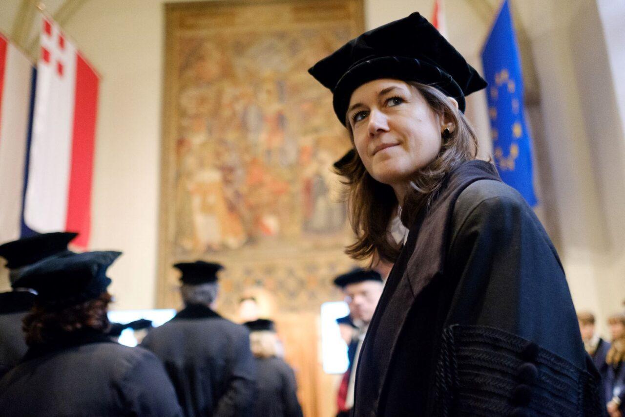 Annelien Bredenoord portret oratie 2018