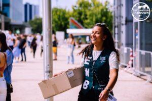 International day Eurekaweek_foto door de Eurekaweek_3_Eurekaweek bestuur Jasmijn