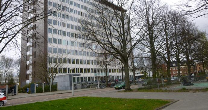 Krelis Louwenstraat Amsterdam flat foto Marleen Hoebe Folia