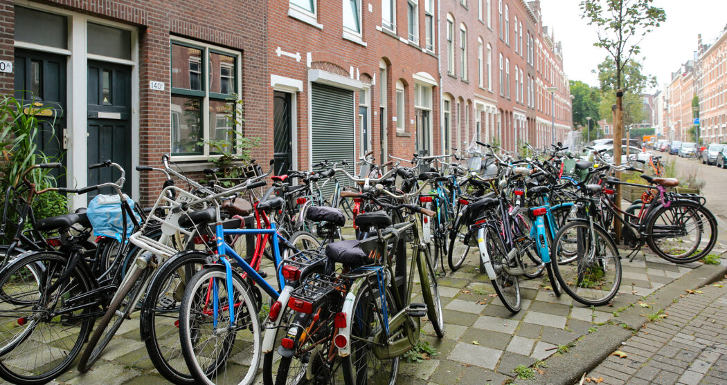 fietsen wonen kralingen studenten studeren op kamers huisvesting – sanne van der most
