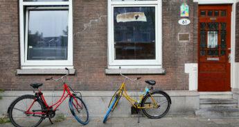 wonen studentenhuis stadswonen fietsen swapfiets kralingen – sanne van der most