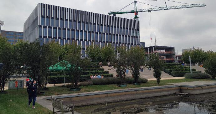 Polakgebouw bouwwerkzaamheden constructie scheuren – Esther Dijkstra