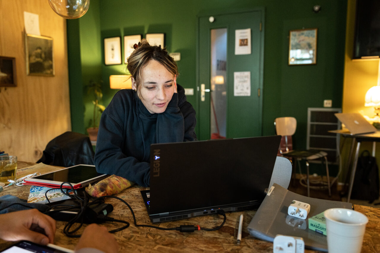 Studenten in hostels – Wouter Sterrenburg (4 of 1)