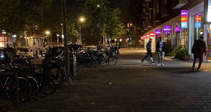Kralingen avond 10 lusthofstraat studenten – Sanne van der Most