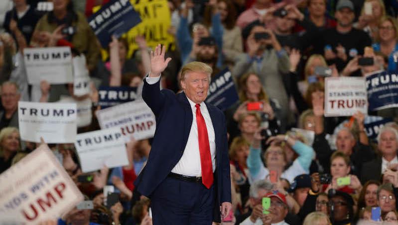 POTUS_Speech Donald Trump United States