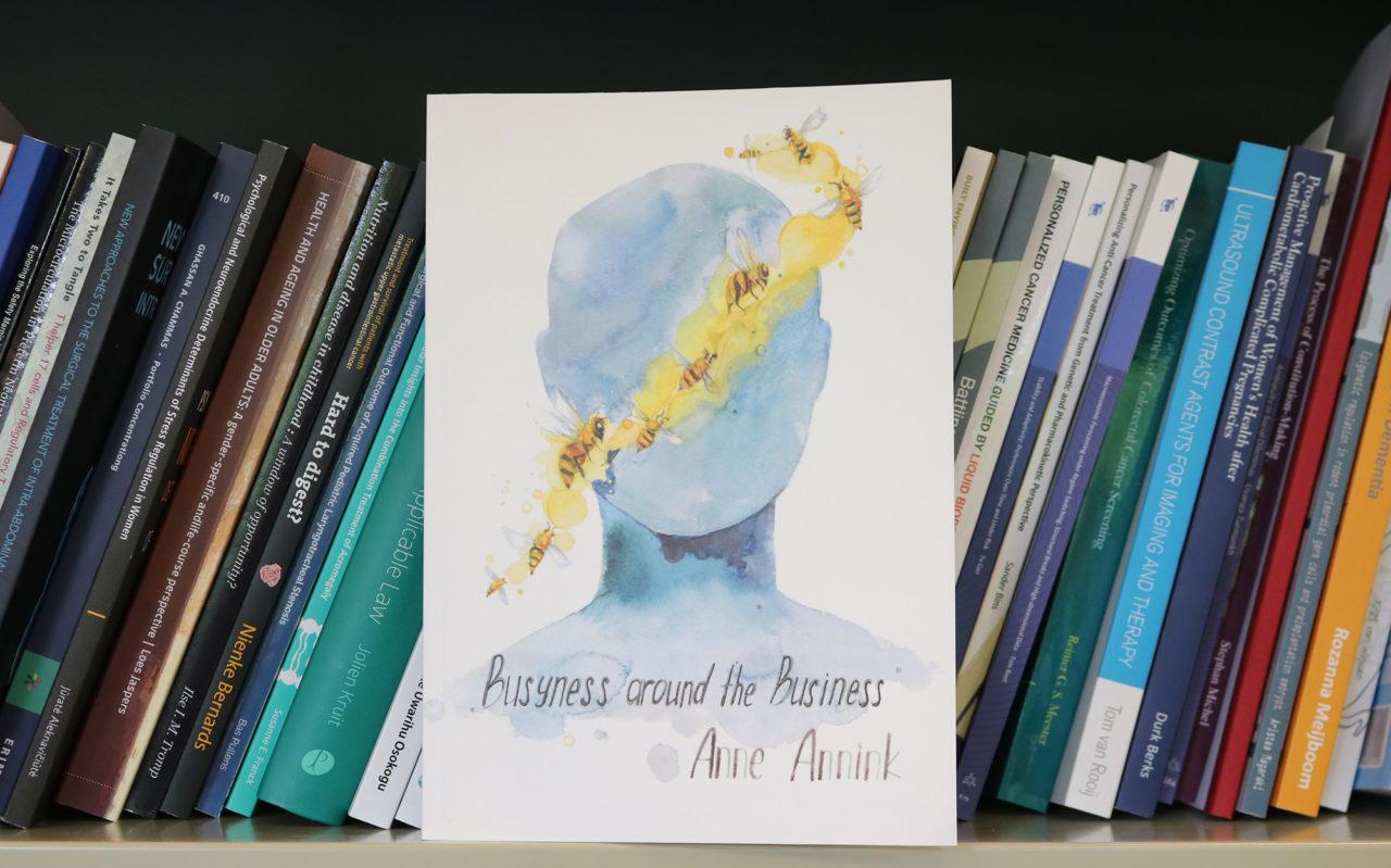 Anne Annink Busyness around the Business