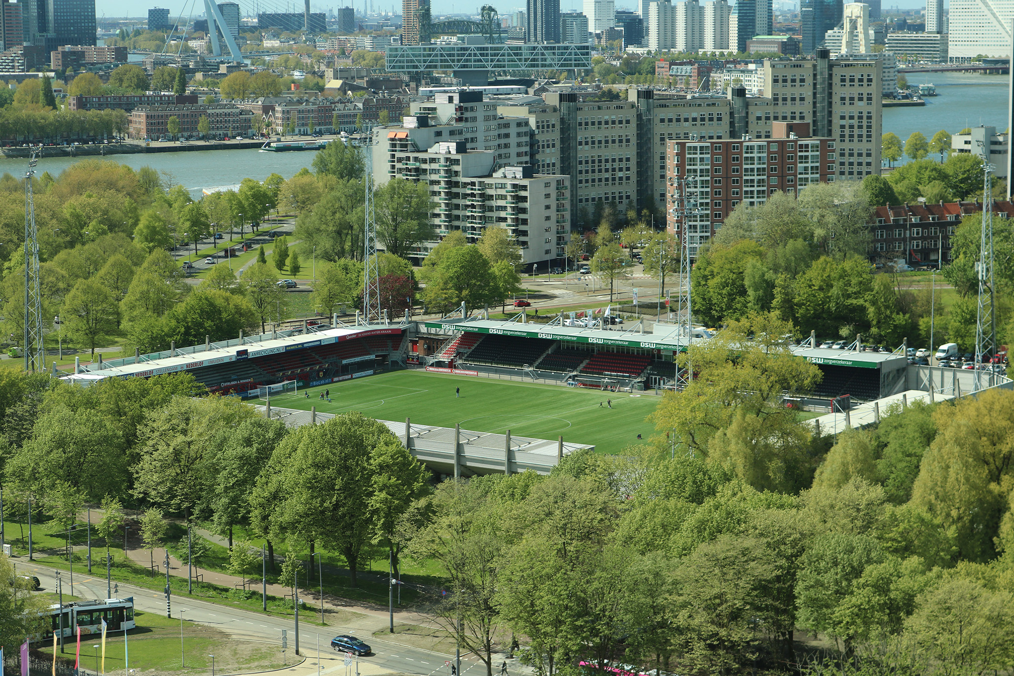 woudestein stadion excelsior
