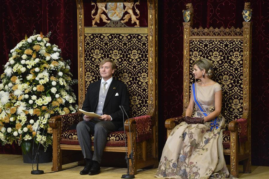 willem alexander maxima prinsjesdag twitter koninklijk huis
