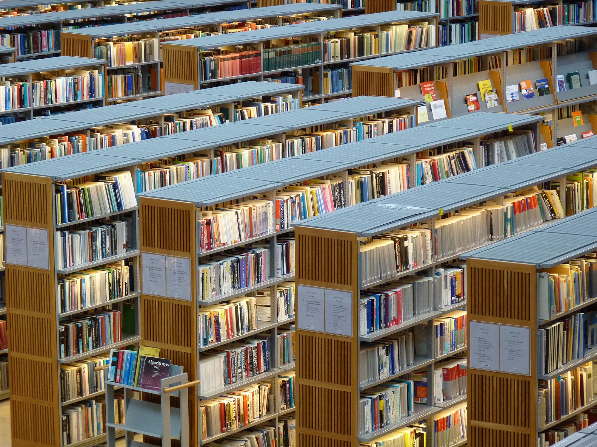 Library Flickr