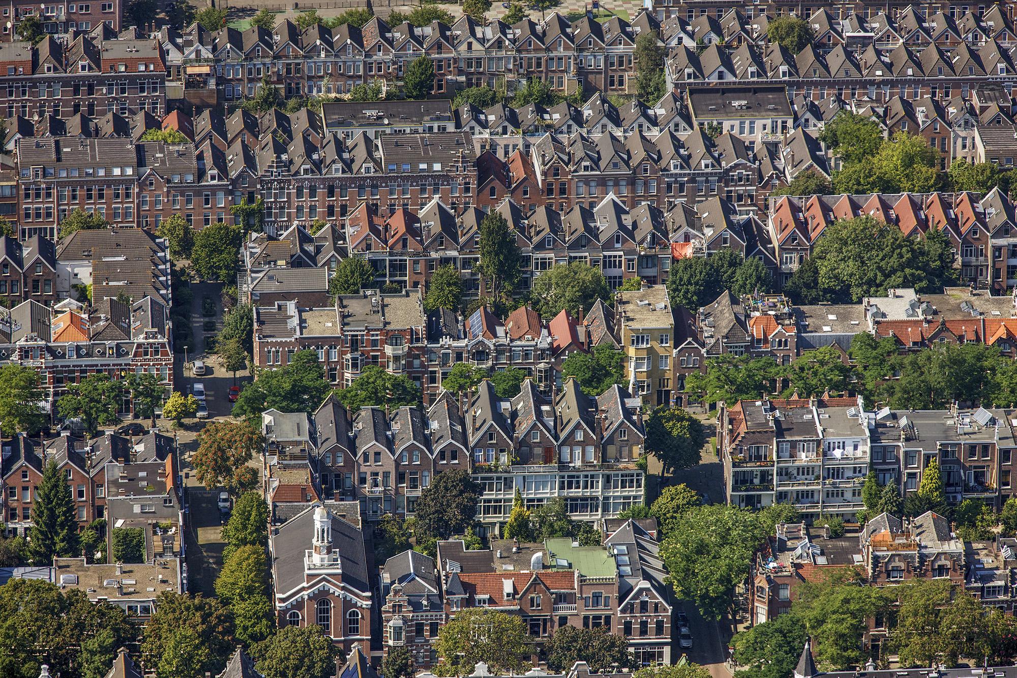 Rotterdam onbewolkt Peter Elenbaas 9