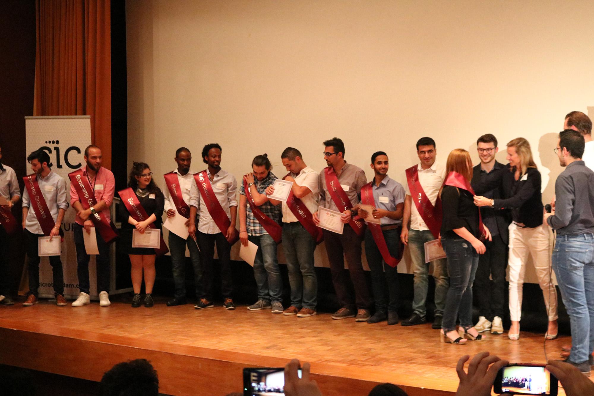 graduation_uitreiking_vluchtelingen