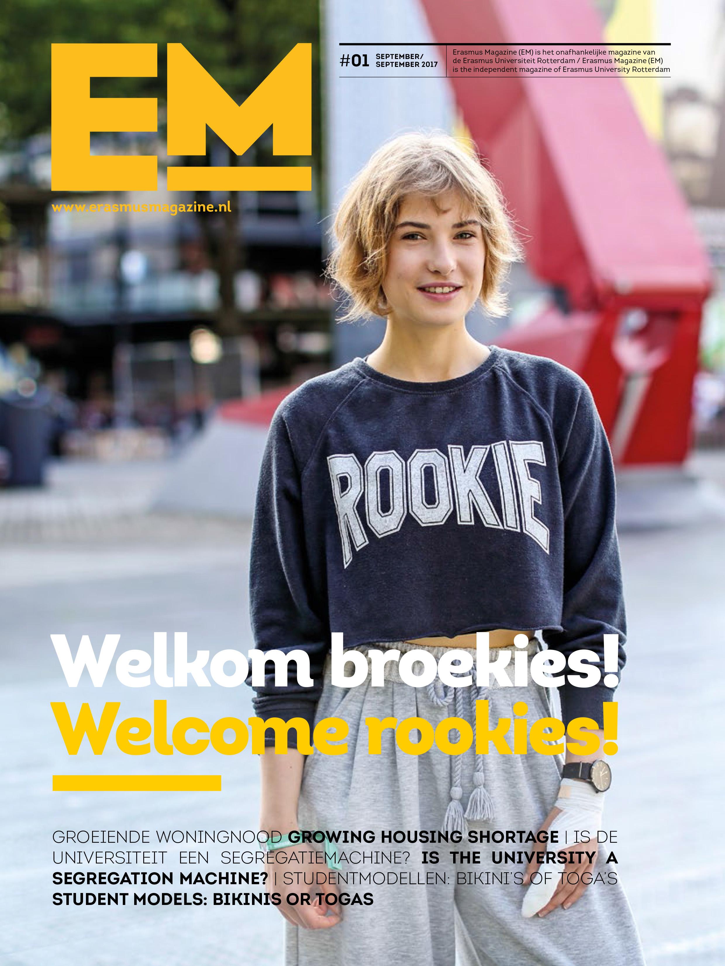 Magazines Archive - Erasmus Magazine