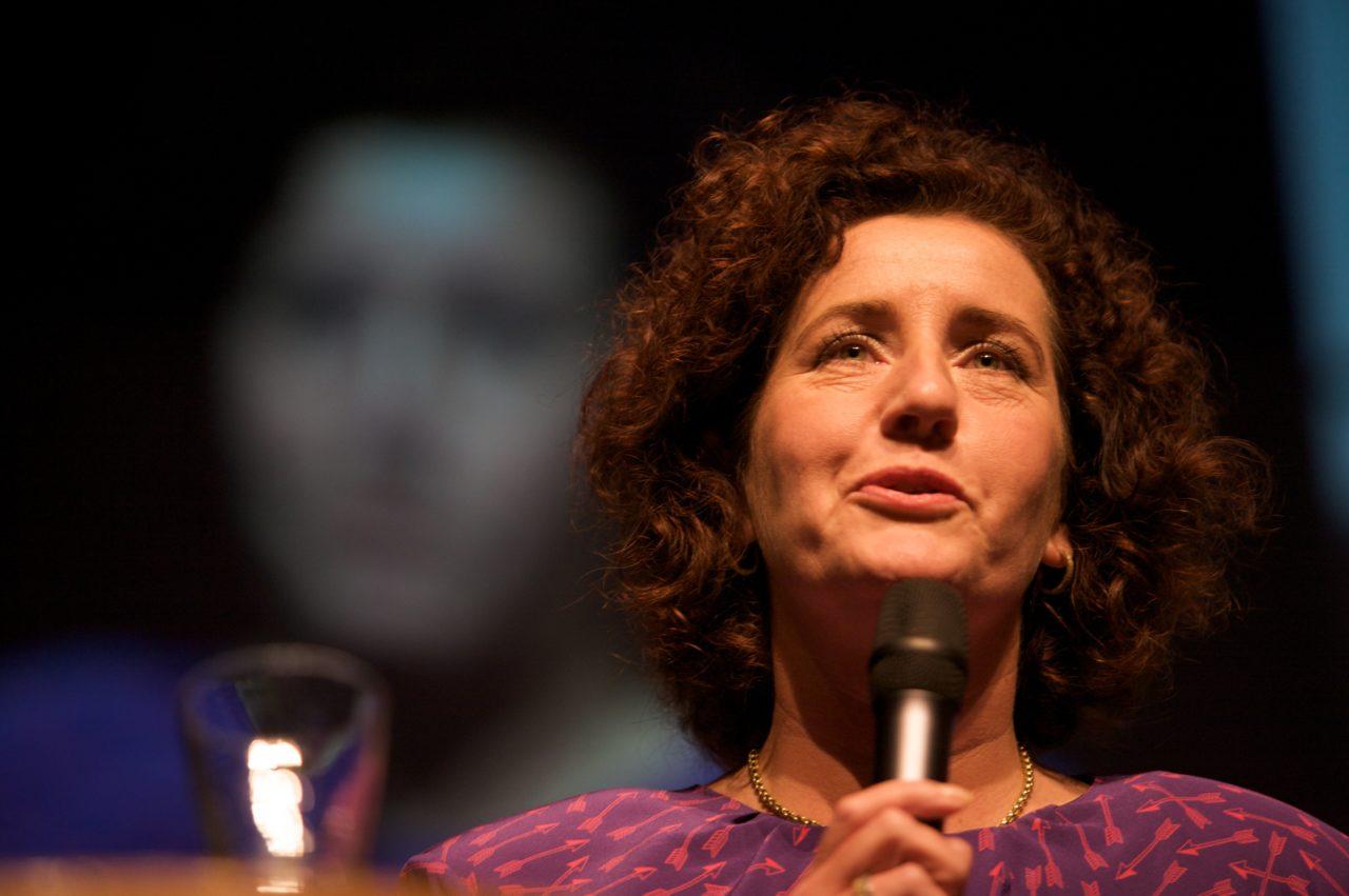 Ingrid_van_Engelshoven_D66_Congres_Breda1