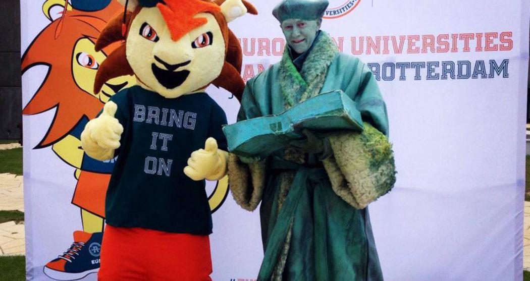 mascotte-Roffa-Erasmus-Sport-met-Erasmus